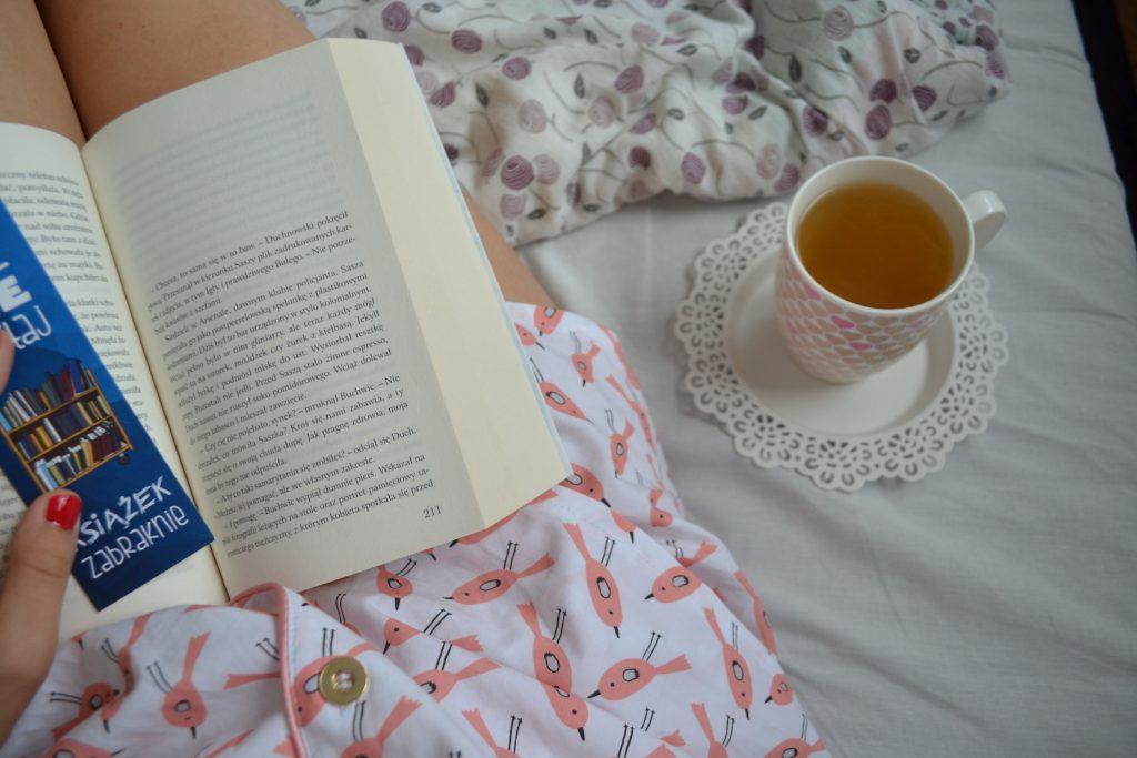 Bibliofilem być blog o książkach