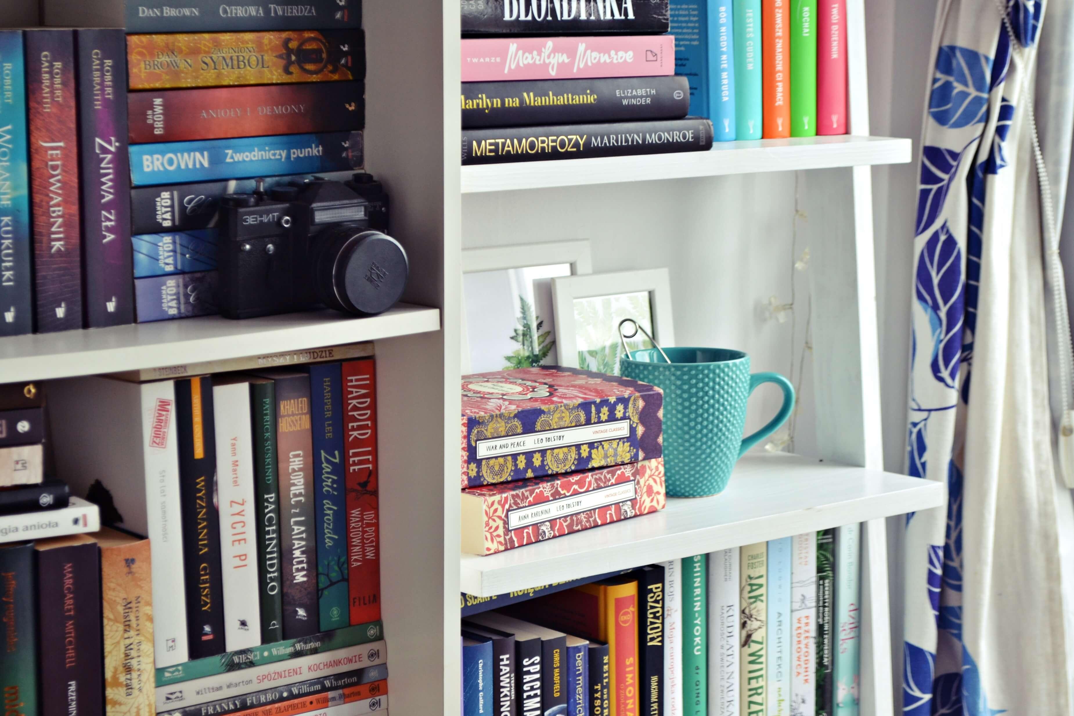 Bibliofilem być recenzje książek, współpraca z blogerami