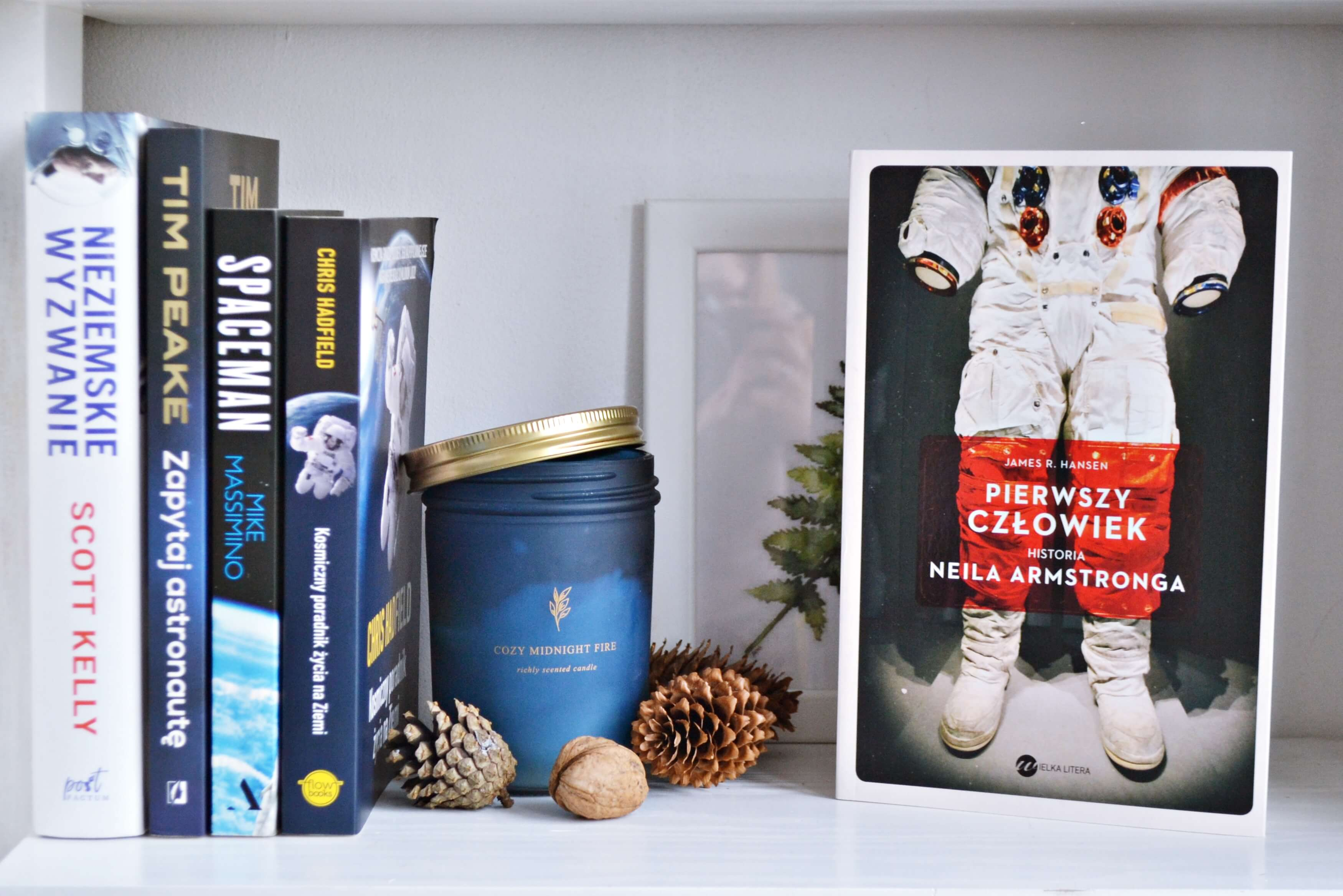 Pierwszy człowiek. Historia Neila Armstronga - James R. Hansen