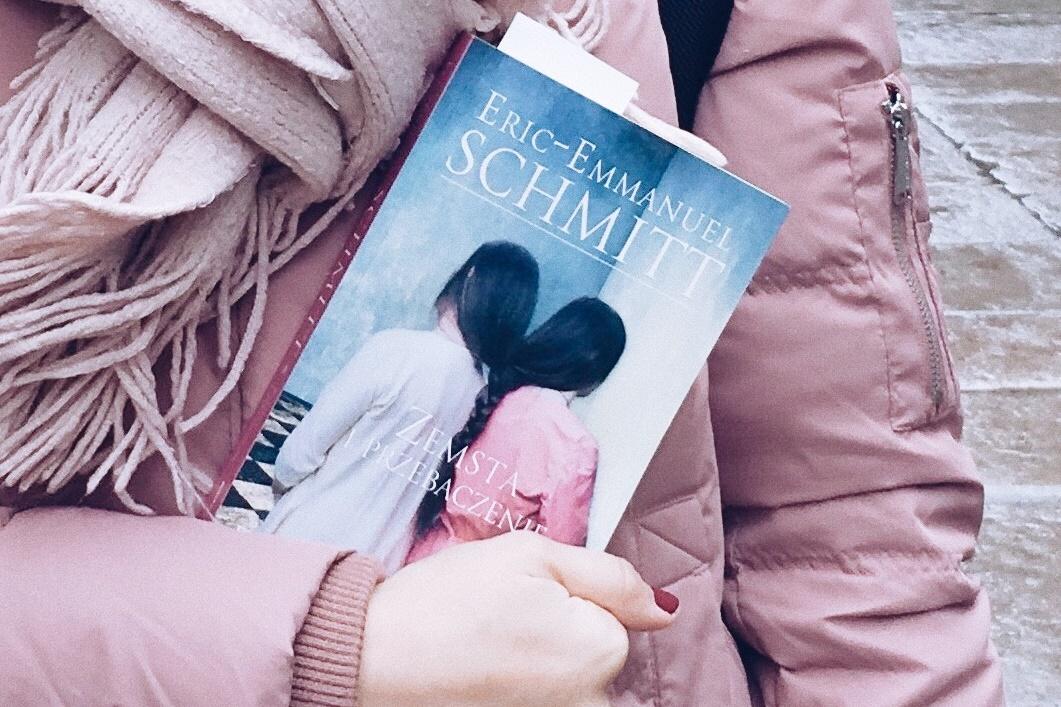 Zemsta i przebaczenie - Eric Emmanuel Schmitt