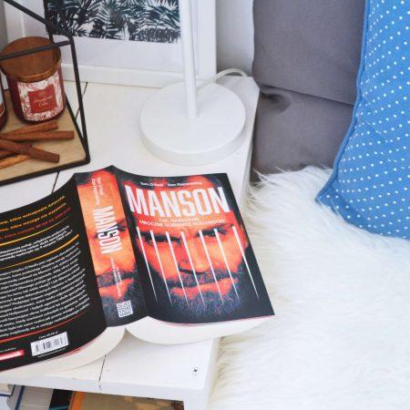 Manson. CIA, narkotyki, mroczne tajemnice Hollywood - Tom O'Neill, Dan Piepenbring