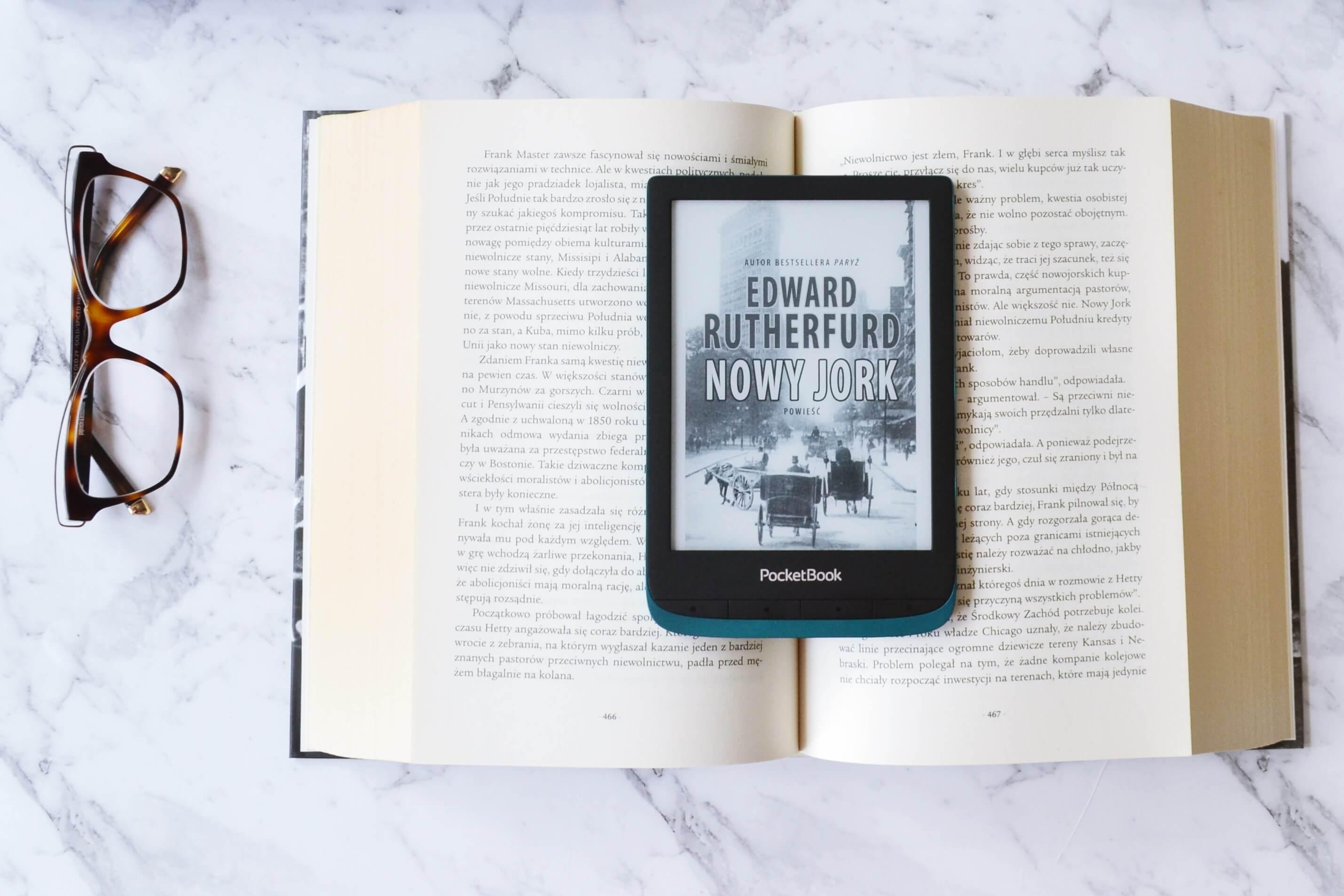 Nowy Jork - Edward Rutherfurd