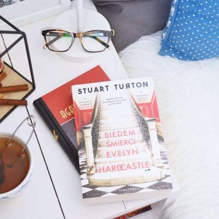 Siedem śmierci Evelyn Hardcastle - Stuart Turton