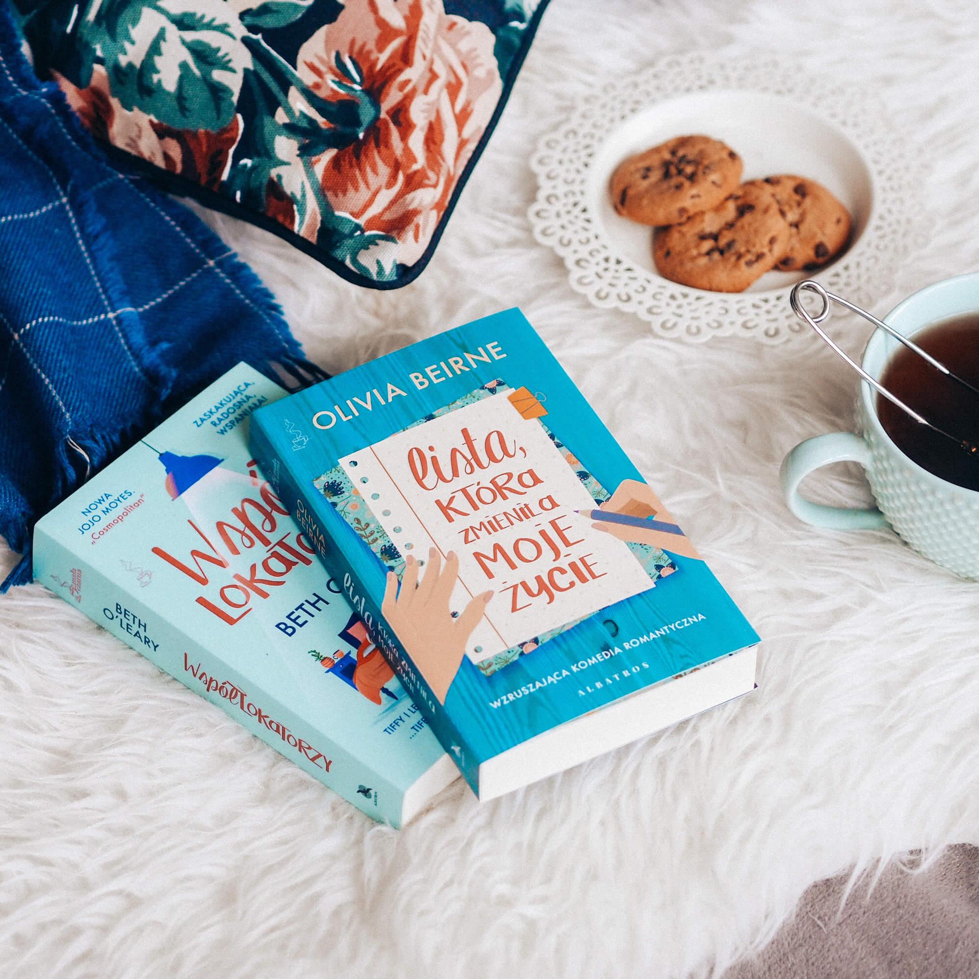 Lista, która zmieniła moje życie - Olivia Beirne