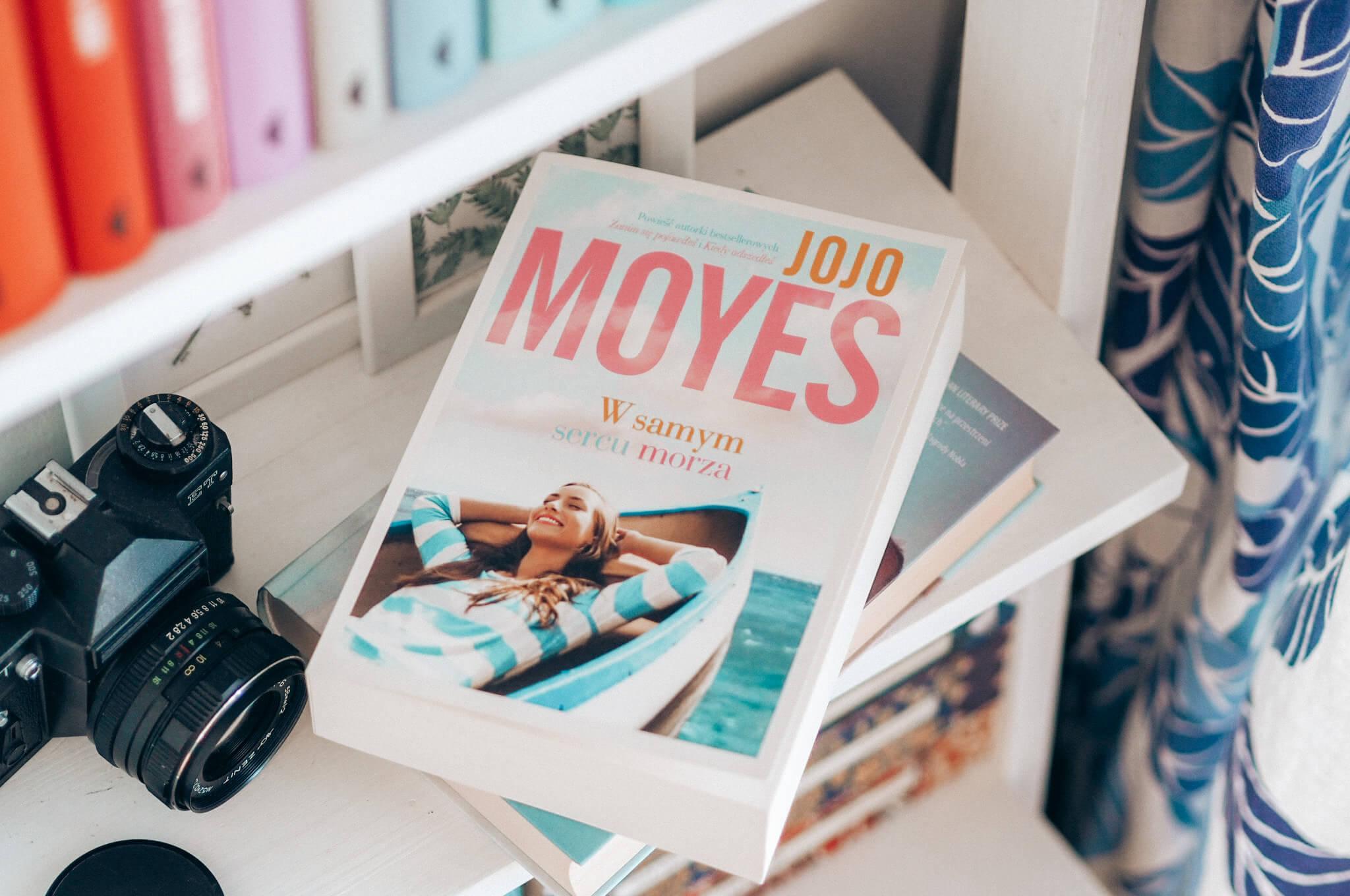 W samym sercu morza - Jojo Moyes