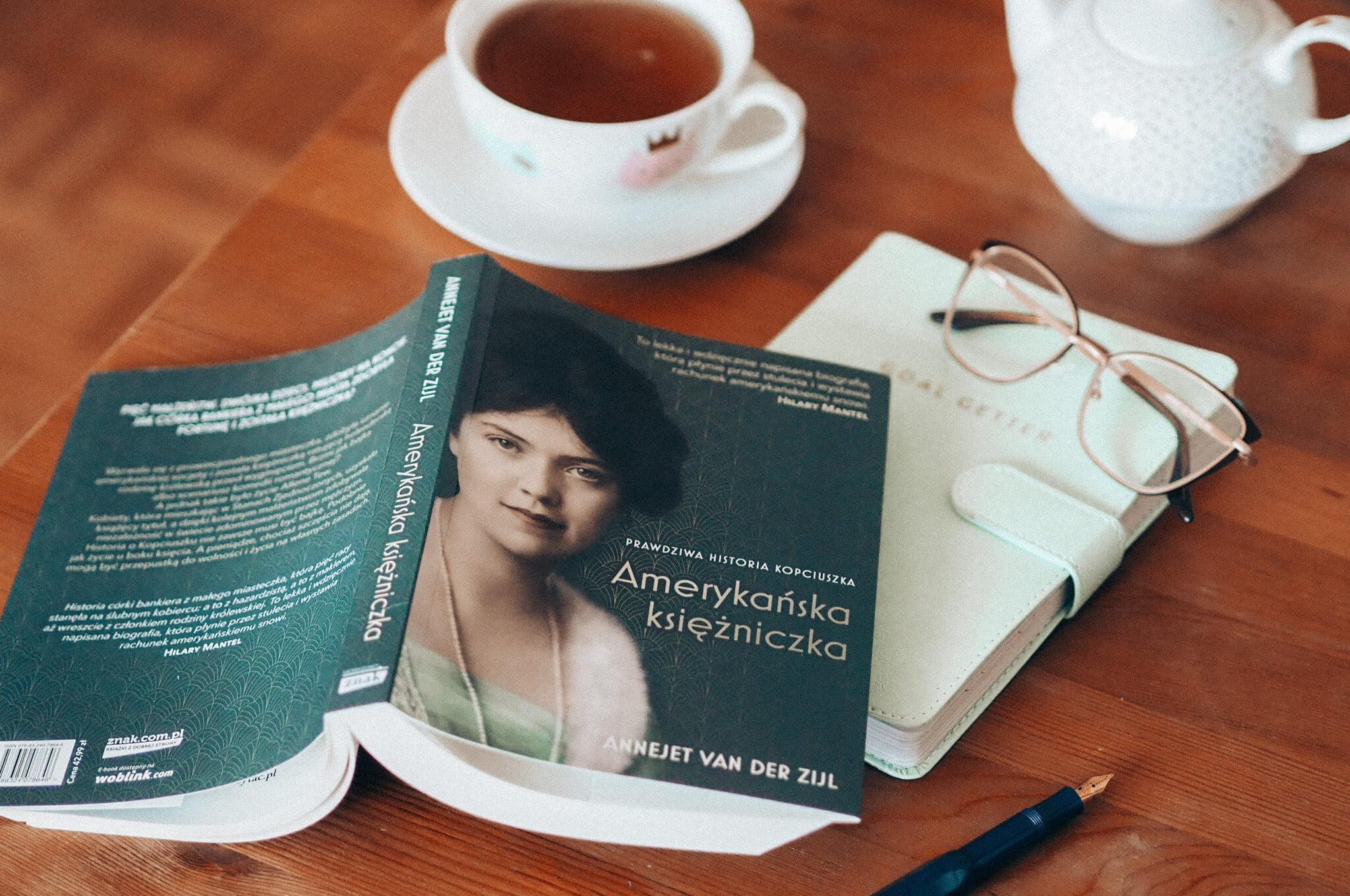 Amerykańska księżniczka - Annejet van der Zijl