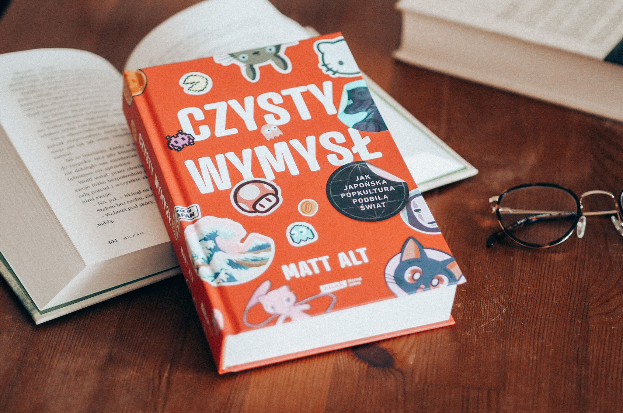 Czysty wymysł - Matt Alt
