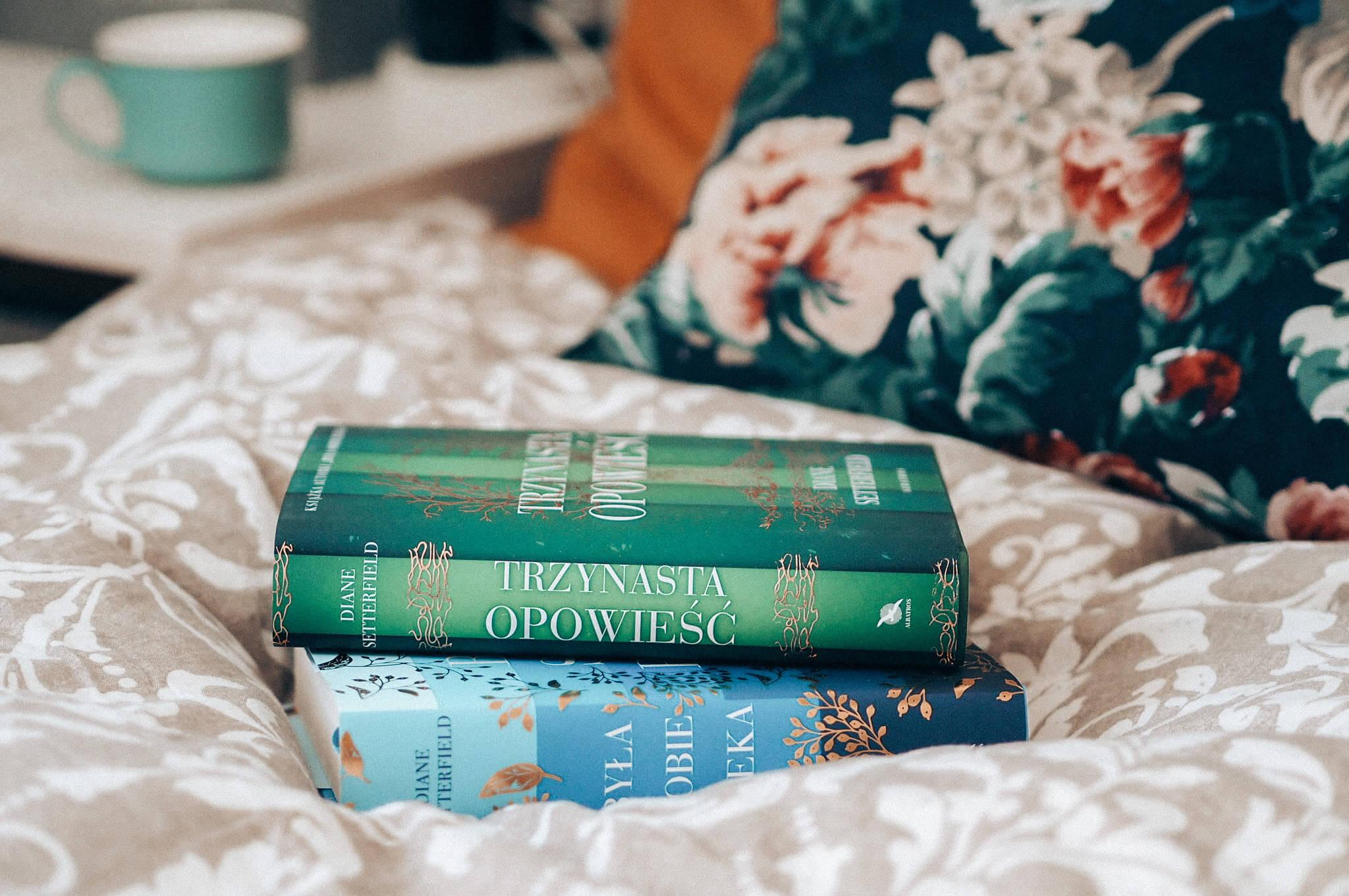 Trzynasta opowieść - Diane Setterfield